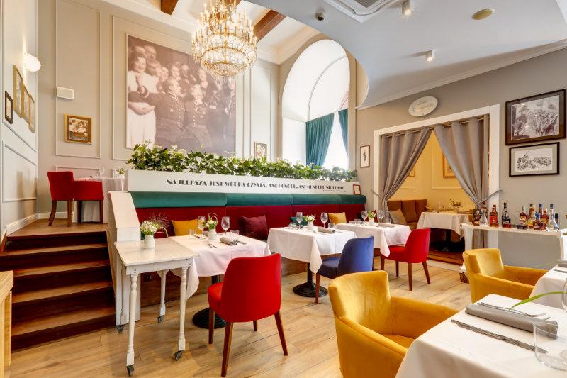 Restauracja u Wieniawy w Warszawie